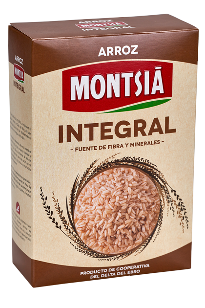 arroz integral montsia