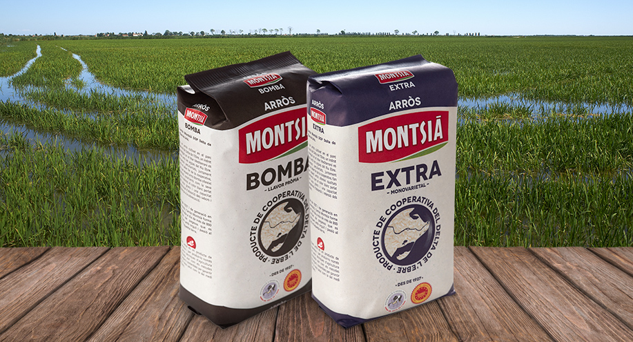 Montsià Rice launches sustainable packaging